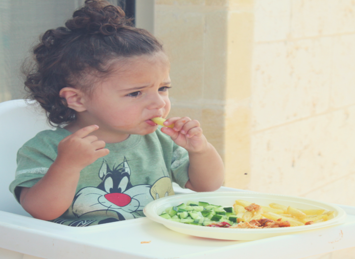 How to Encourage your Little Ones to Eat Healthy